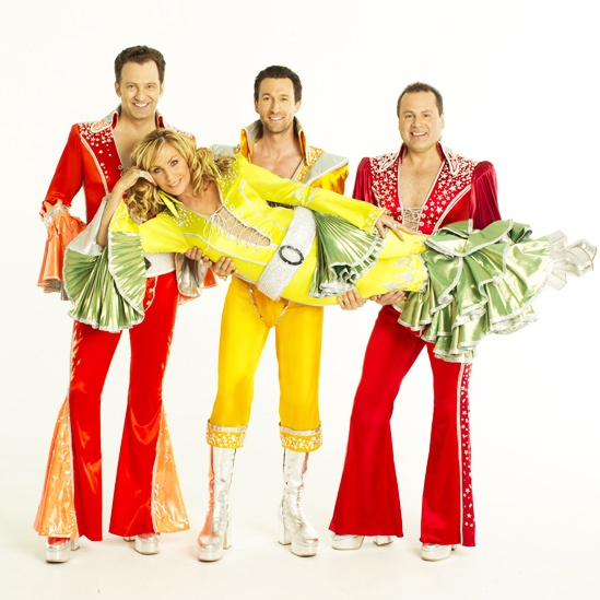 Mamma Mia! – 2012 Promotional Photos – Graham Rowat – Judy McLane – Aaron Lazar – Daniel Cooney
