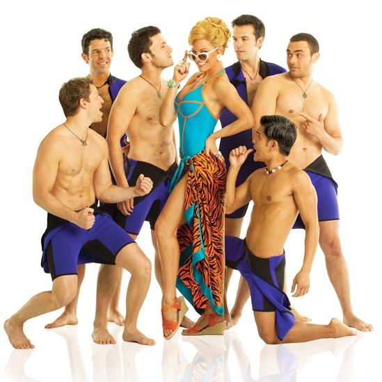 Mamma Mia! – 2012 Promotional Photos – Felicia Finley – cast