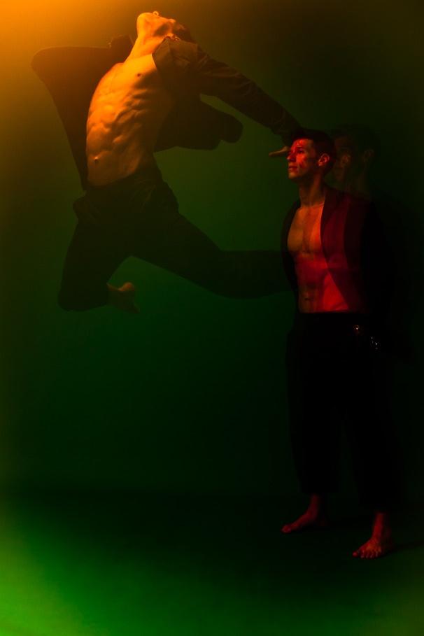 Gotta Dance! Constantine Rousouli of <I>Ghost</I> 7