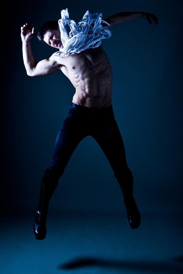 Gotta Dance! Constantine Rousouli of <I>Ghost</I> 10