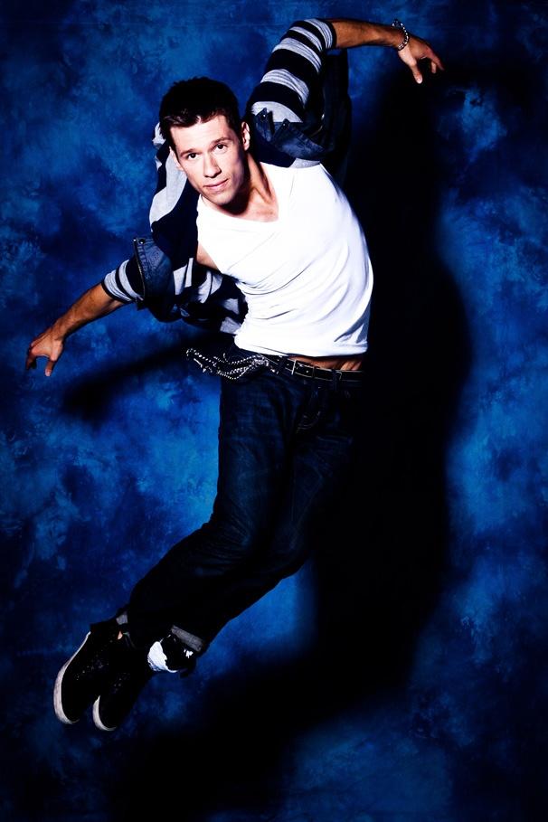 Gotta Dance! Constantine Rousouli of <I>Ghost</I> 8