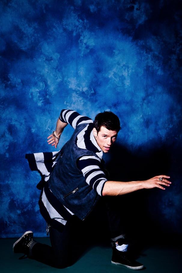 Gotta Dance! Constantine Rousouli of <I>Ghost</I> 13