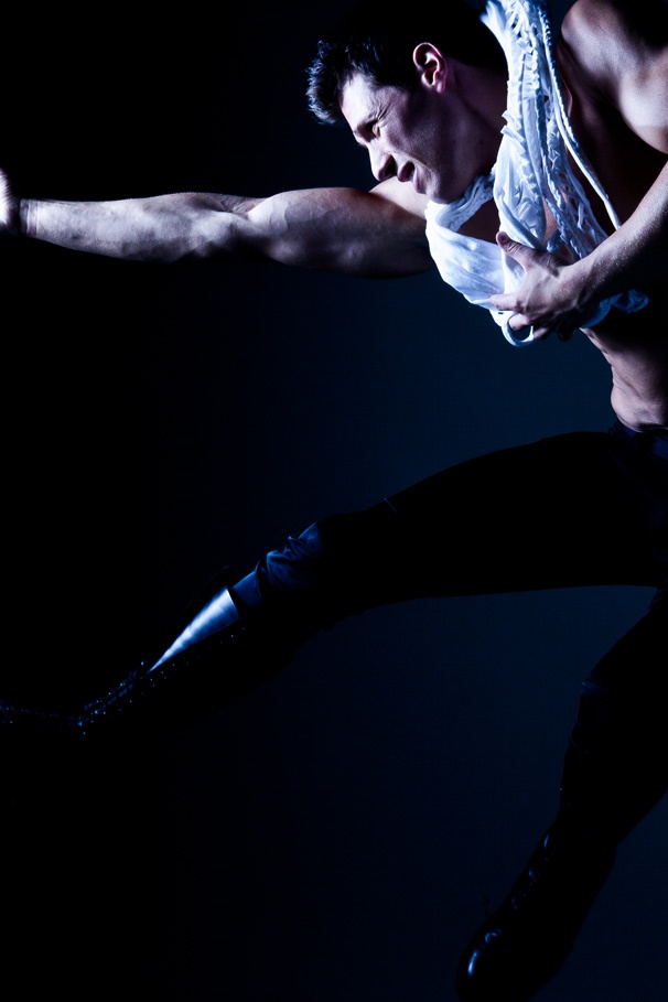 Gotta Dance! Constantine Rousouli of <I>Ghost</I> 12