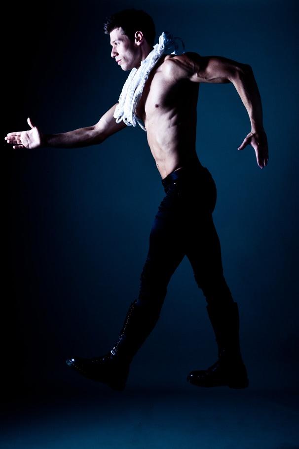 Gotta Dance! Constantine Rousouli of <I>Ghost</I> 9