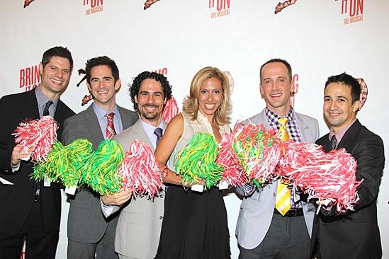 Bring It On Opening Night – Tom Kitt - Andy Blankenbuehler – Alex Lacamoire - Amanda Green - Jeff Whitty - Lin-Manuel Miranda