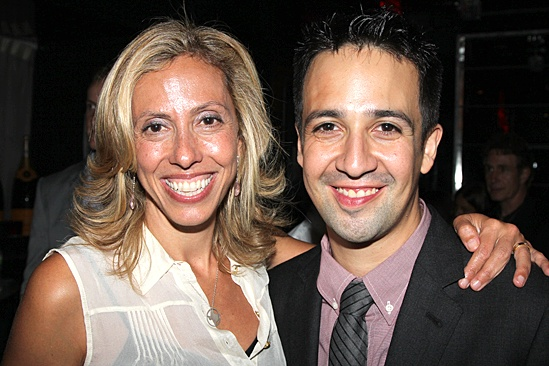 Bring It On Opening Night – Amanda Green – Lin-Manuel Miranda