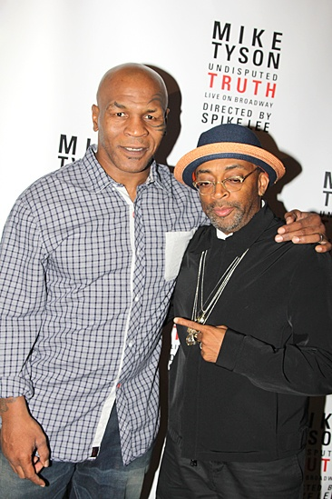 Mike Tyson: Undisputed Truth – Opening Night – Mike Tyson – Spike Lee
