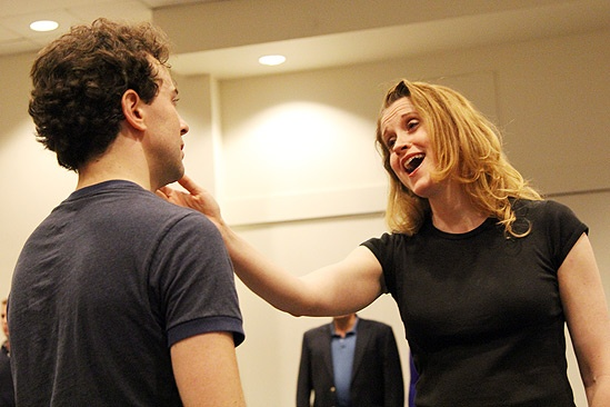 Chaplin – Meet and Greet – Rob McClure – Christiane Noll