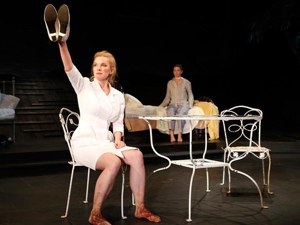 Heartless Show Photos - Betty Gilpin - Julianne Nicholson