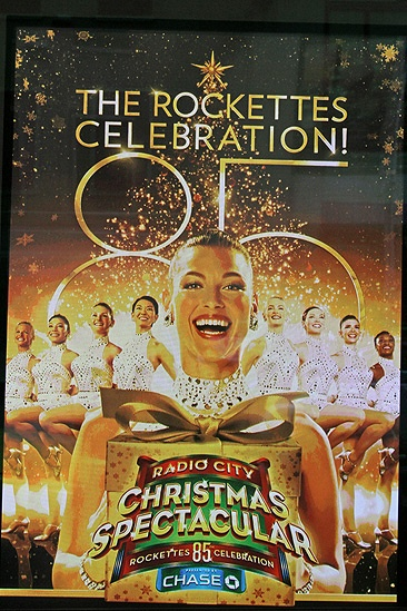 Radio City – Christmas in August-Poster