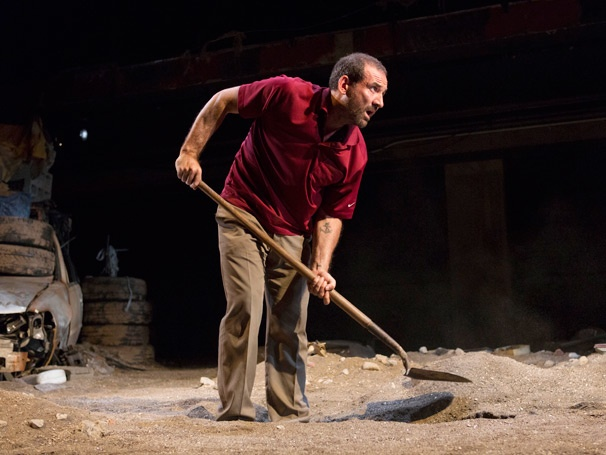 Show Photos - The Train Driver - Ritchie Coster