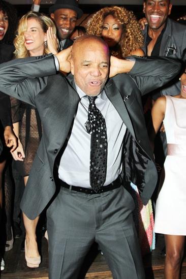 Motown Preview — Berry Gordy