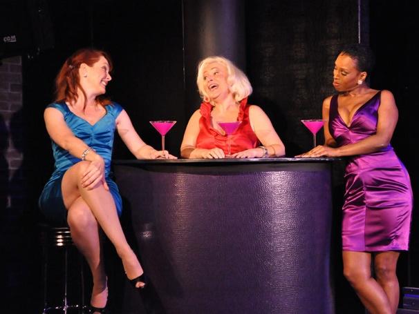 Show Photos - Cougar the Musical - Mary Mossberg - Babbs Winn - Brenda Braxton