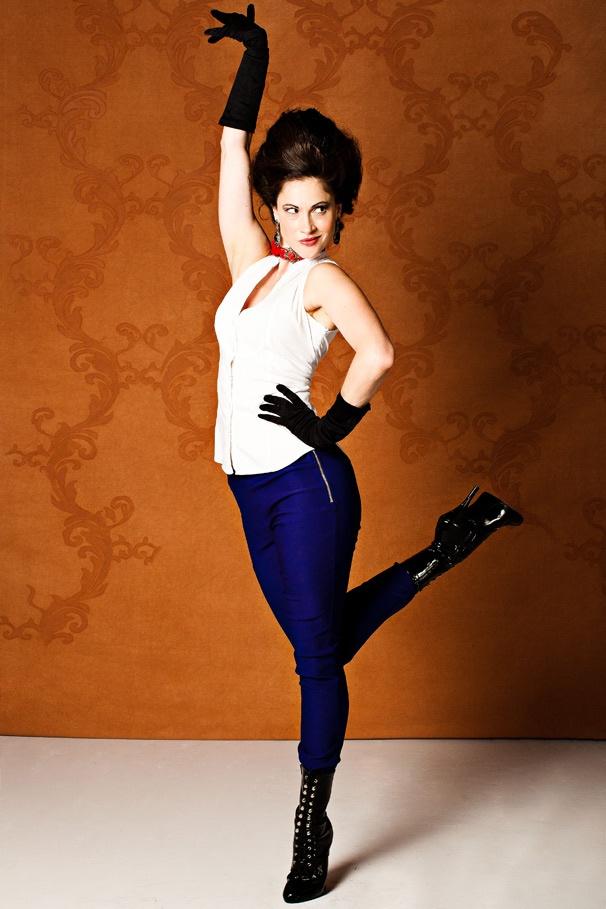 Gotta Dance - Suzanne Hylenski - 1