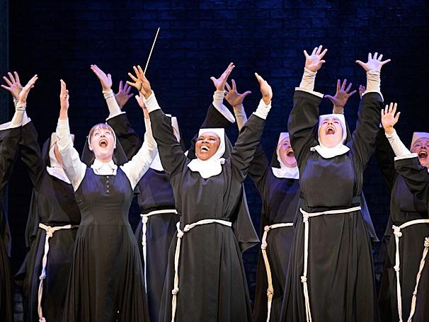 Sister Act - tour