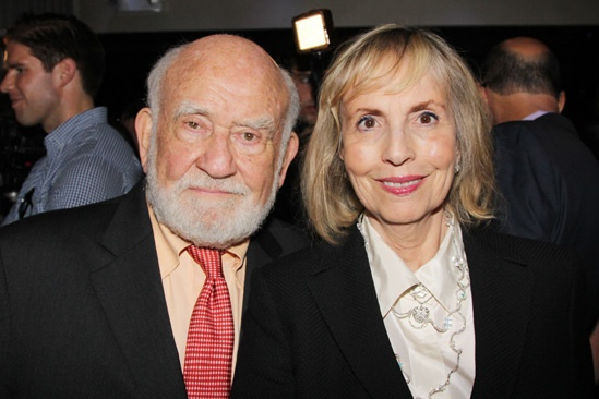 Grace – Opening Night – Ed Asner – Cindy Gilmore