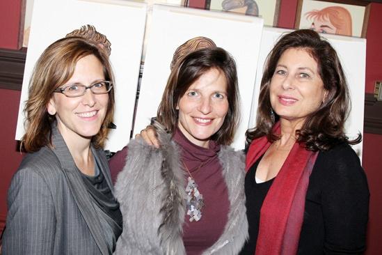 Grace – Sardi's Portraits – Kristin Caskey – Debbie Bisno - Paula Wagner