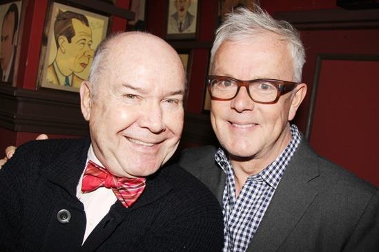 'Dead Accounts' Meet and Greet — Jack O'Brien — John Barrett