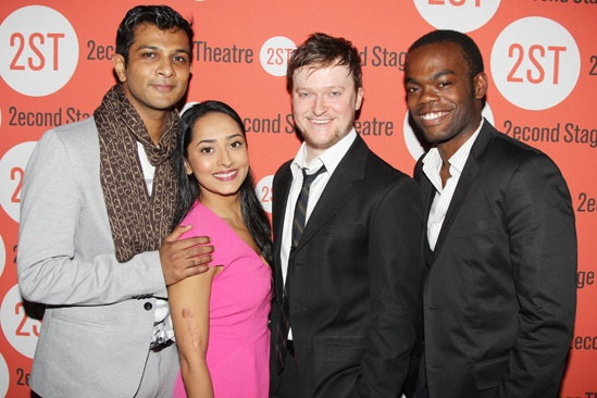 Modern Terrorism – Opening Night – Utkarsh Ambudkar – Nitya Vidyasagar – Steven Boyer – William Jackson Harper
