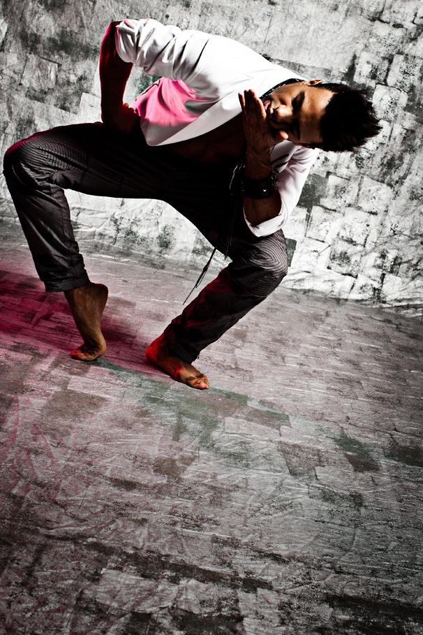 Gotta Dance - Marcus Bellamy