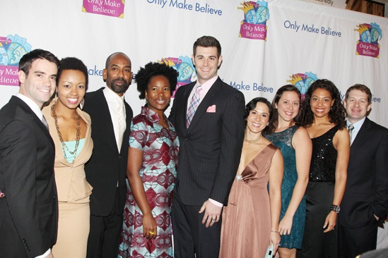 Only Make Believe Gala – actors 1