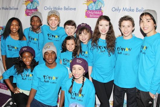 Only Make Believe Gala – Broadway kids 2
