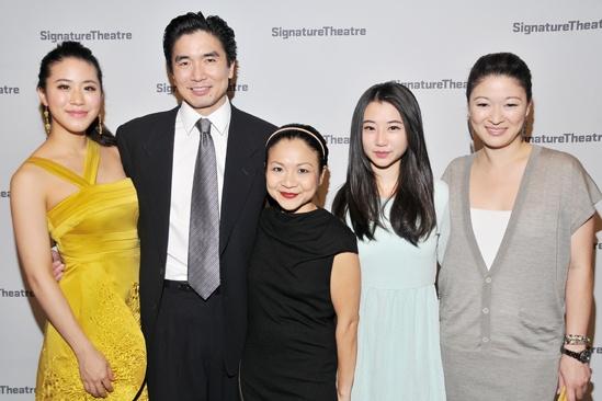 Golden Child – Opening Night – Lesley Hu – Greg Watanabe – Julyana Soelistyo – Annie Q. – Jennifer Lim