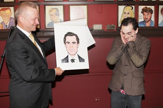 Chaplin – Rob McClure Sardis – Max Klimavicious – Rob McClure