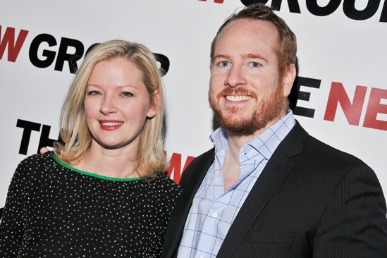 The Good Mother – Opening Night – Gretchen Mol – Darren Goldstein