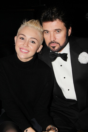 Chicago – Miley Cyrus Visits – Miley Cyrus – Billy Ray Cyrus