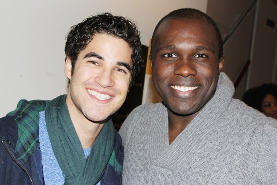 Cotton Club Parade- Darren Criss- Joshua Henry