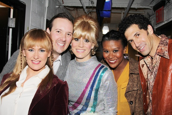 Forever Dusty Opening  - Coleen Sexton – Sean Patrick Hopkins – Kirsten Holly Smith – Christina Sajous – Benim Foster