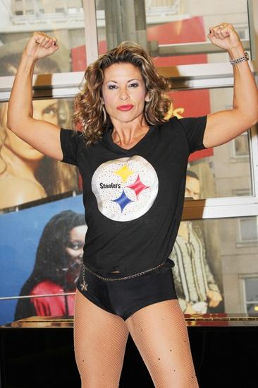Flashdance Meet and Greet – Rachelle Rak