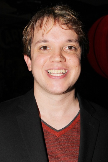 'A Christmas Story' Opening Night — Eric Millegan