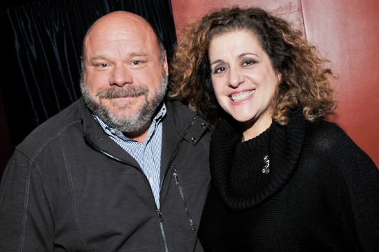 Andrea McArdle in Newsical – Kevin Chamberlin – Mary Testa