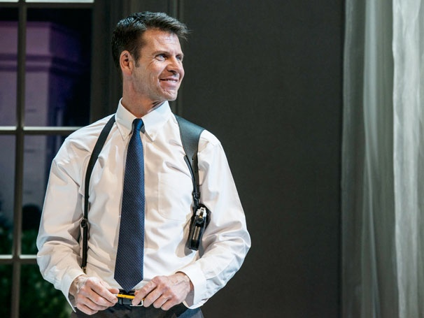 Show Photos - The Bodyguard- Lloyd Owen