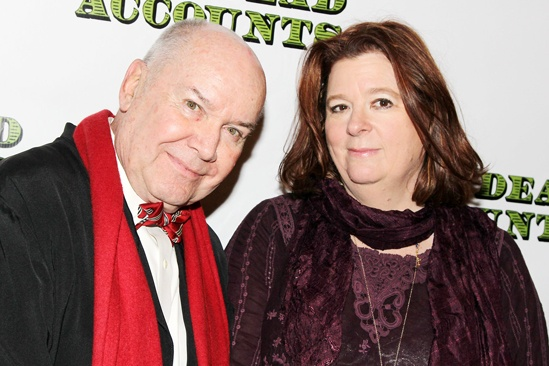 'Dead Accounts' Opening Night — Jack O'Brien — Theresa Rebeck