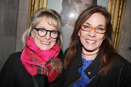 'Dead Accounts' Opening Night — Margie Castleman — Marsha Norman