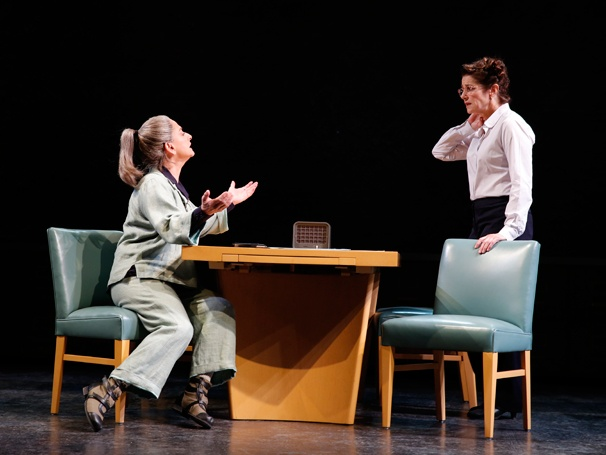 Show Photos - The Anarchist - Patti LuPone - Debra Wingers