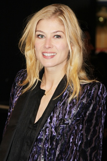 Les Miserables London premiere – Rosamund Pike