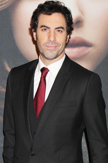 11 Les Miserables New York premiere – Sacha Baron Cohen