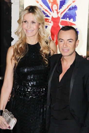 Viva Forever opening night – Melissa Oderbash – Julien Macdonald
