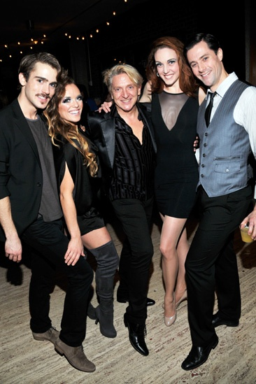 Pippin at ART – Opening Night – Erik Altemus – Viktoria Grimmy – Chet Walker – Bethany Moore – Andrew Fitch