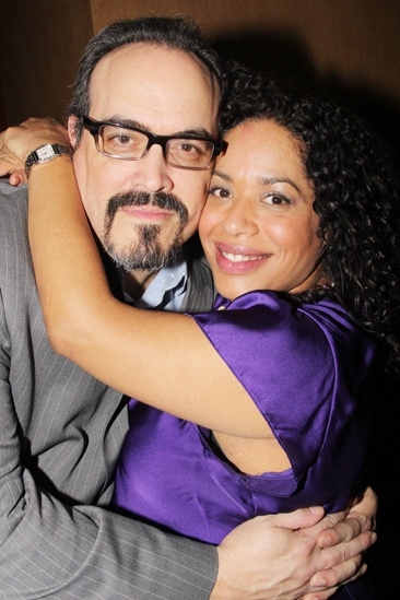 Water By the Spoonful – Opening Night – Liza Colon-Zayas – David Zayas