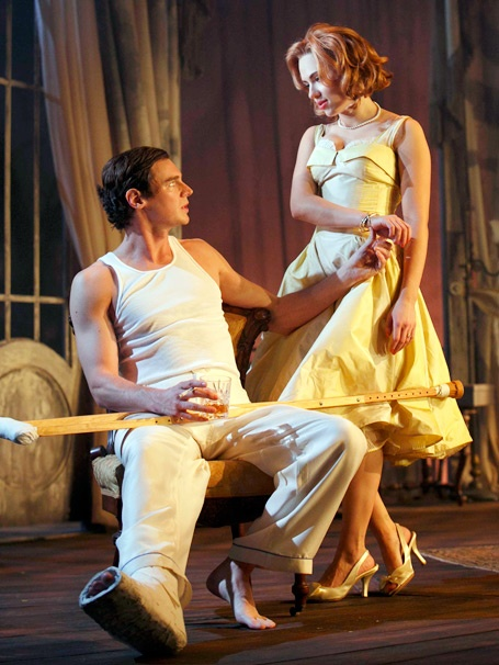 Broadway Com Photo 3 Of 5 Cat On A Hot Tin Roof Show