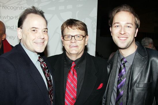 Actors Fund Benefit for Kathi Moss – Ted Seifman – Paul F. Burchett – Nick Padgett