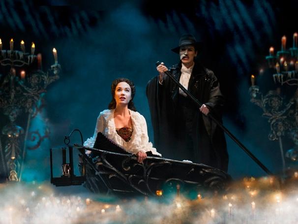 Phantom of the Opera – 25th Anniversary Cast – Sierra Boggess – Hugh Panaro