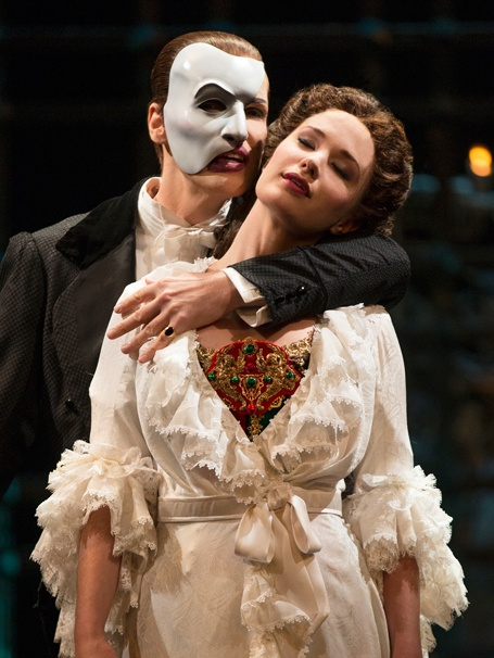 Phantom of the Opera – 25th Anniversary Cast - Hugh Panaro – Sierra Boggess