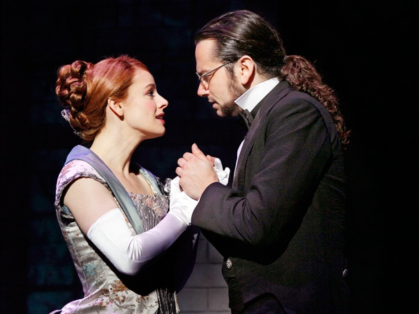 Show Photos - Jekyll & Hyde - Teal Wicks - Constantine Maroulis