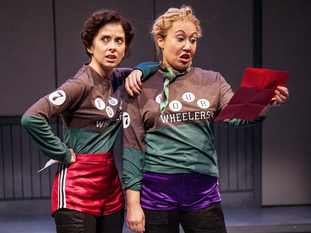 Show Photos - The Jammer - Jeanine Serralles - Kate Rigg